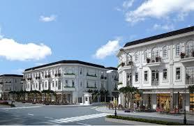 Dự án nhà phố Phú Gia Compound Đà Nẵng.