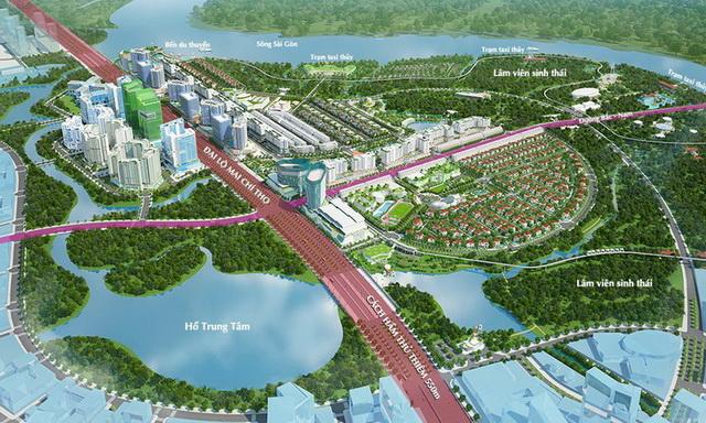 Khu đô thị Sala Thủ Thiêm
